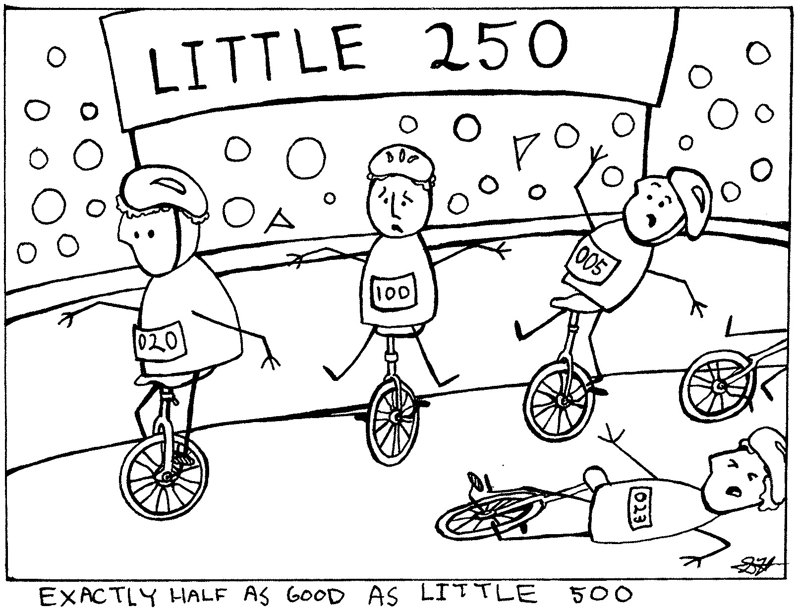 Little 250