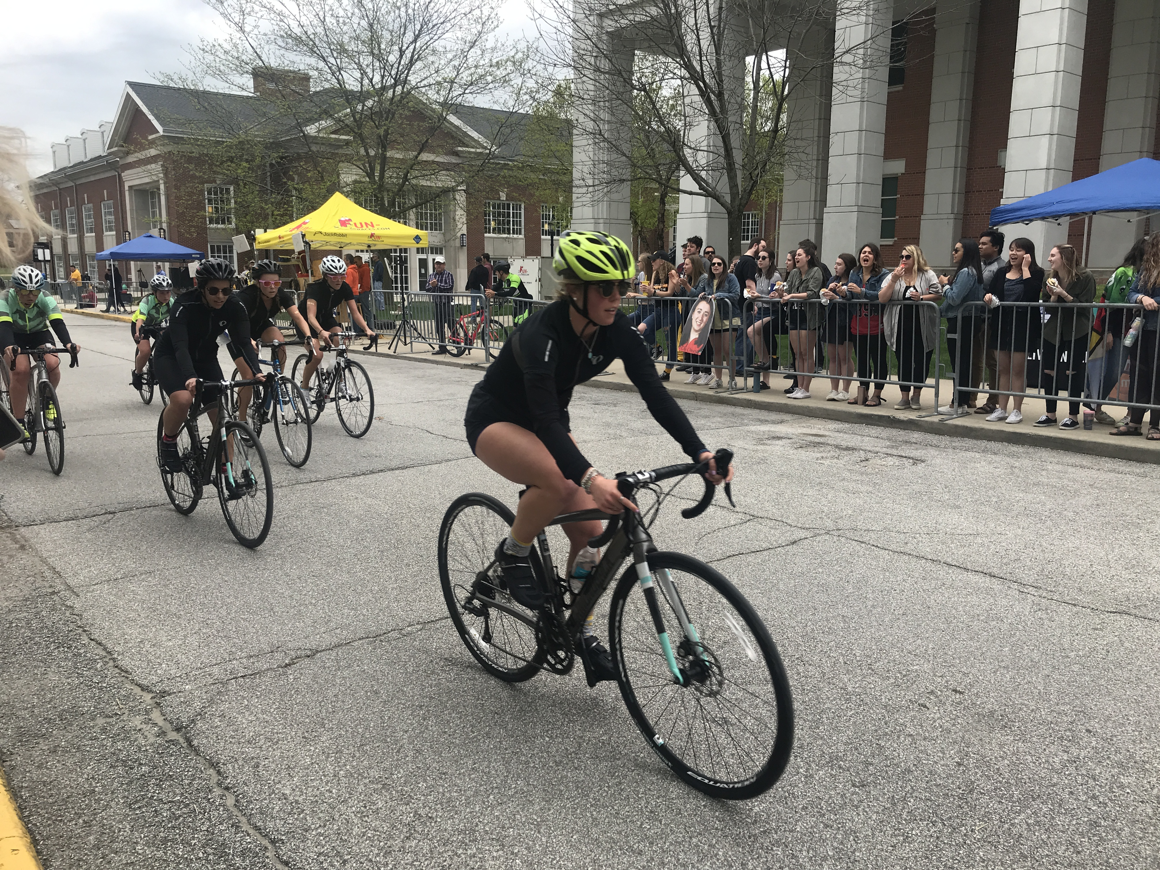 Crit 2019 (Photo by Katie Hunger)
