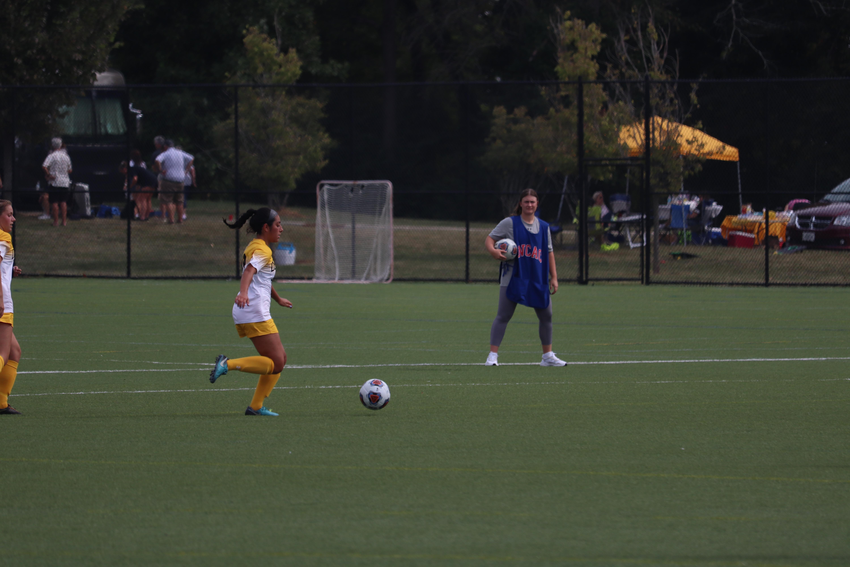 Women's Soccer vs. Oberlin