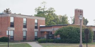 DePauw University College Street Hall